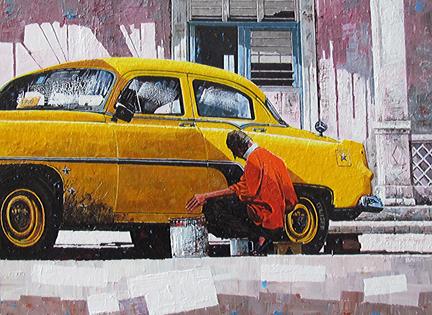 Dwight Baird - Painting
