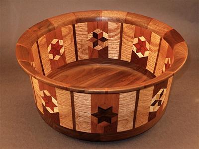 Allen Davis - Wooden Bowl