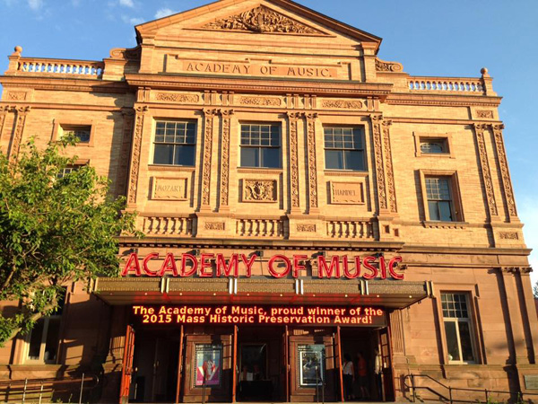 The Academy of Music, Northampton, MA