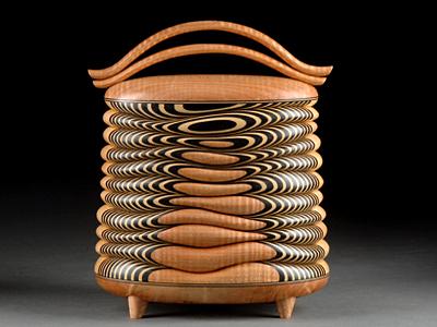 Terry Evans, Wood Box