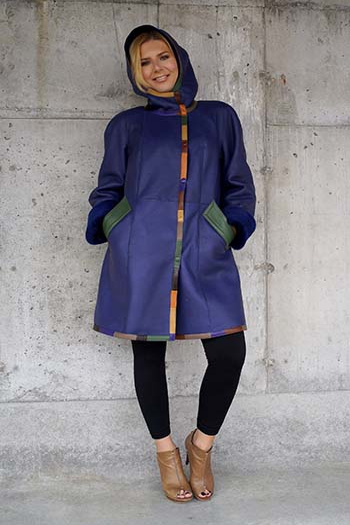 Maryszka Osaki Leather