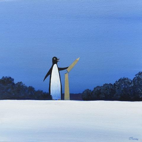 Greg Stones Painting