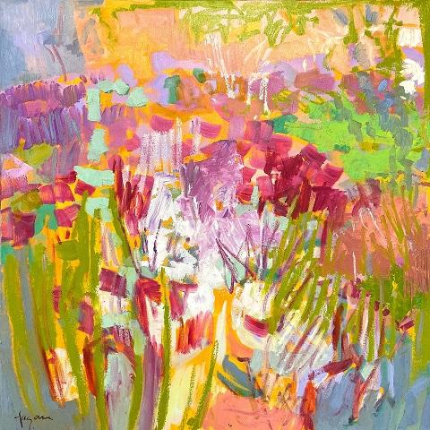 Dorothy Fagan Painting