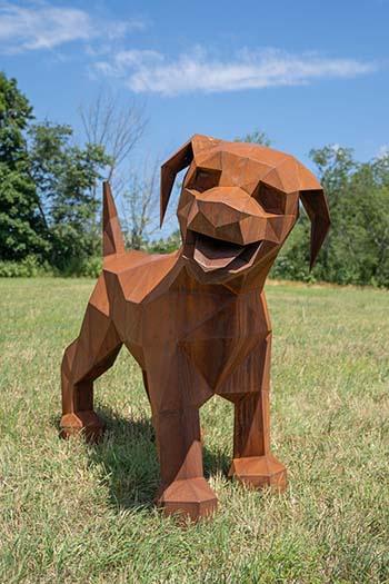 Dale Rogers Sculpture