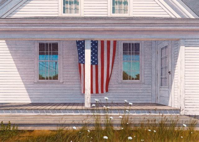 Randy Eckard Painting