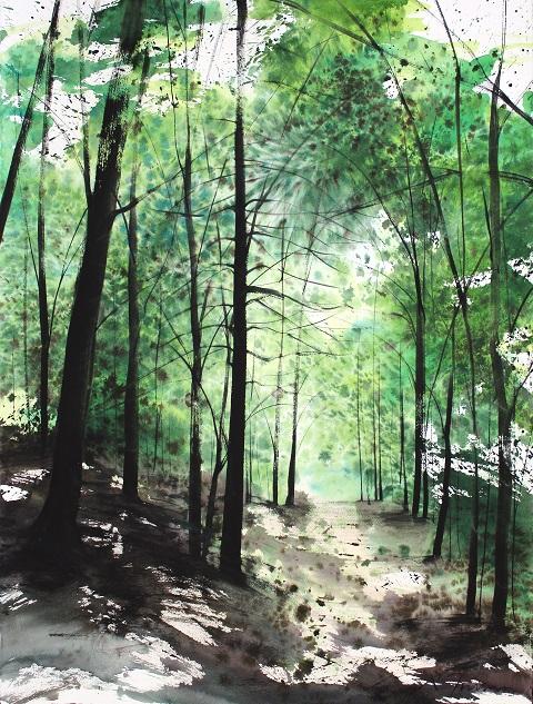 Sumiyo Toribe Painting