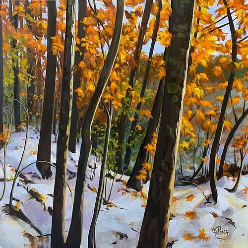 Jessica D Perez Painting