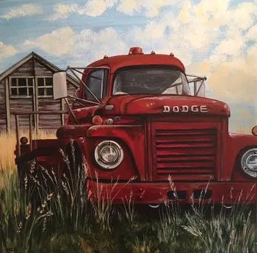 Nicole Ellis Painting